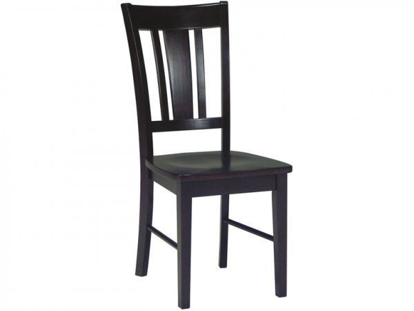 Picture of C15-10B San Remo Chair In Rich Mocha