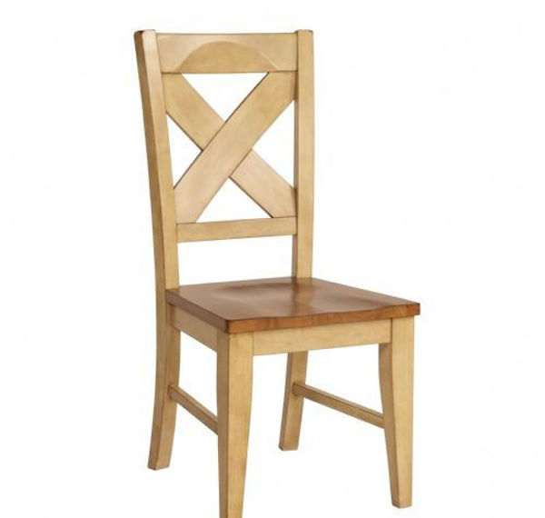 Picture of Qt001Pa Quinton X Back Side Chair