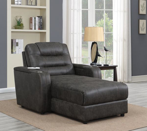 Picture of KIAN 11280-45 POWER CHAISE BED