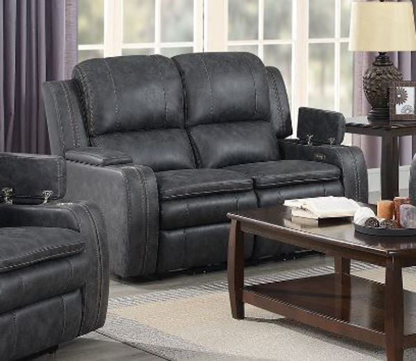 Picture of 12650 POWER RECLINING LOVE SEAT