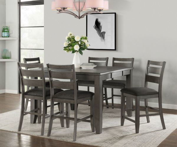 Picture of Mason Grey Counter Height Dining Set