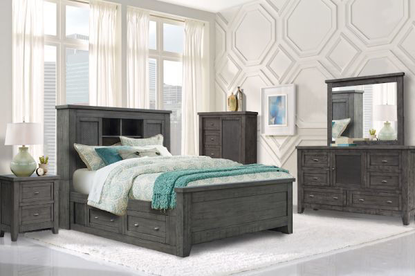 Picture of 0676 KING BEDROOM SET