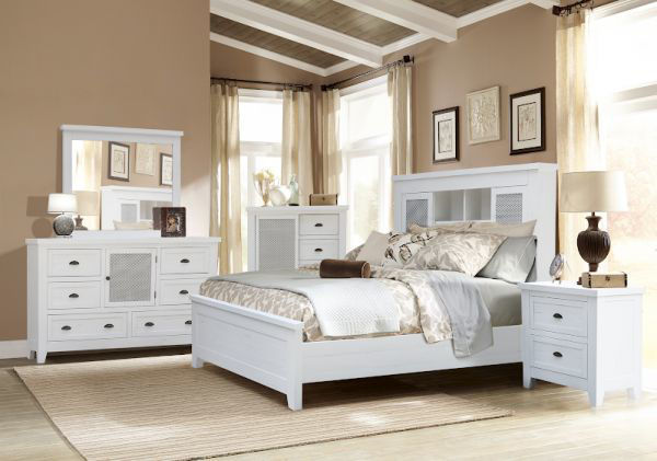 Picture of 0741 KING BEDROOM SET