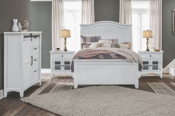 Picture of 8002 KING BEDROOM SET