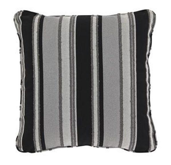 Picture of Pillow (4/CS)/Samuel/Black/Tan