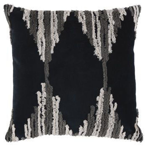 Picture of Pillow (4/CS)/Waiden/Charcoal