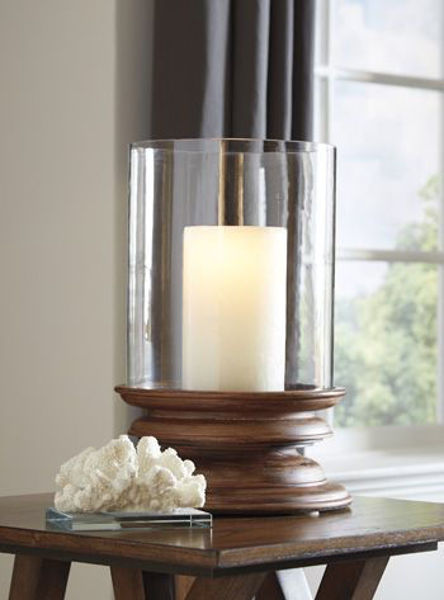 Picture of Candle Holder/Dougal/Brown