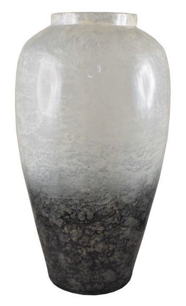 Picture of Vase/Mirielle/White/Gray