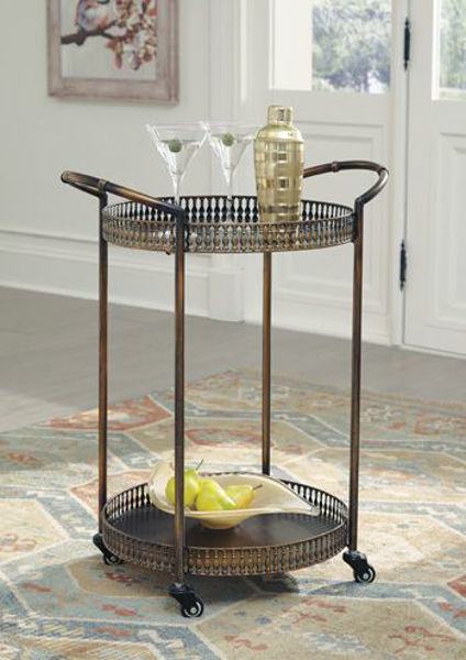 Picture of Bar Cart/Clarkburn
