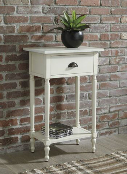 Picture of Accent Table/Juinville/White