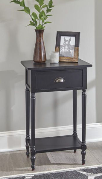 Picture of Accent Table/Juinville/Black