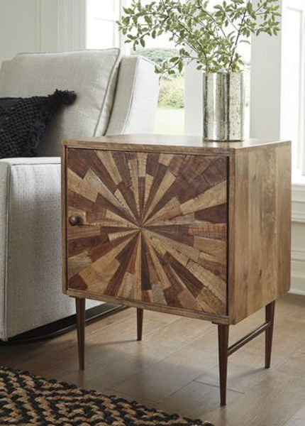 Picture of Accent Cabinet/Dorvale