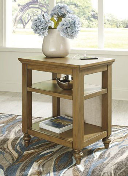 Picture of Accent Table/Brickwell