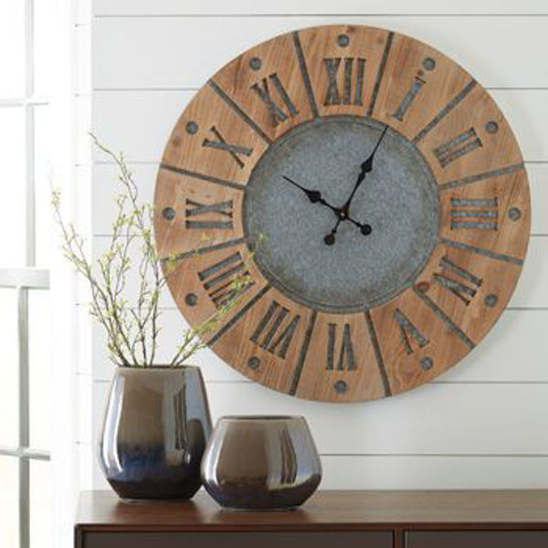 Picture of Wall Clock/Payson