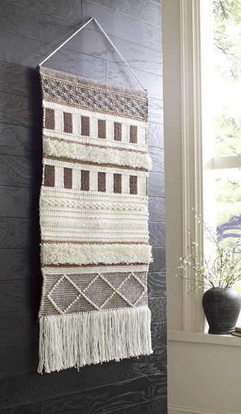 Picture of Wall Decor/Adah/Brown/Natural