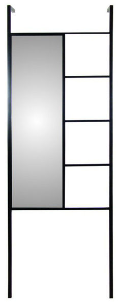 Picture of Floor Mirror/Denice/Black