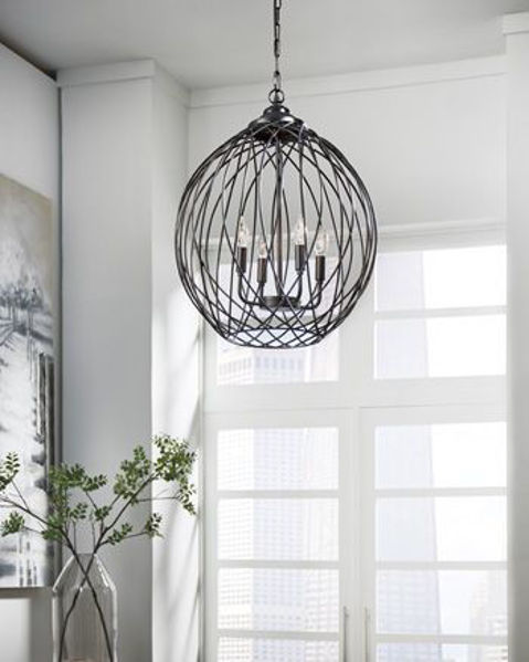 Picture of Metal Pendant Lamp (1/CN)
