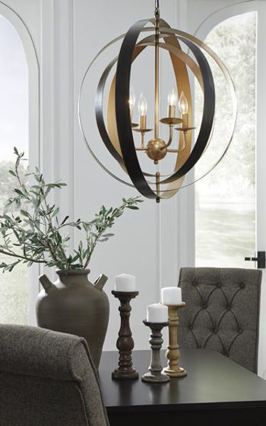 Picture of Metal Pendant Light (1/CN)