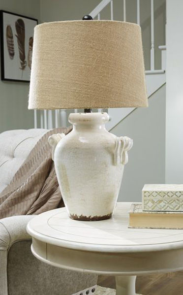 Picture of Ceramic Table Lamp (1/CN)