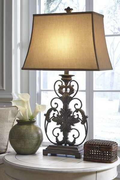 Picture of Poly Table Lamp (1/CN)/Sallee