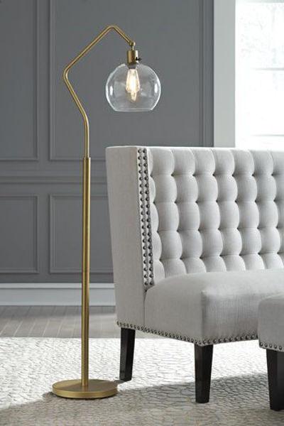 Picture of Metal Floor Lamp (1/CN)