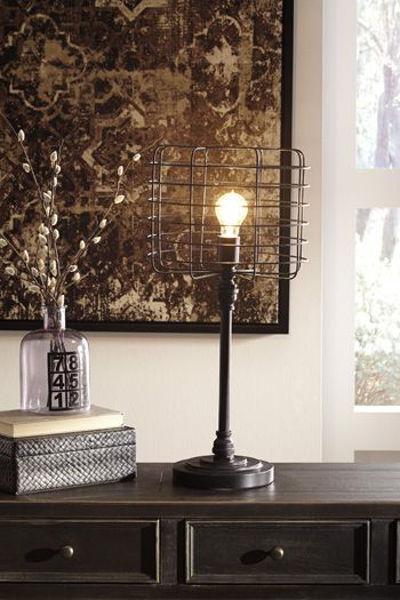 Picture of Metal Table Lamp (1/CN)/Javan