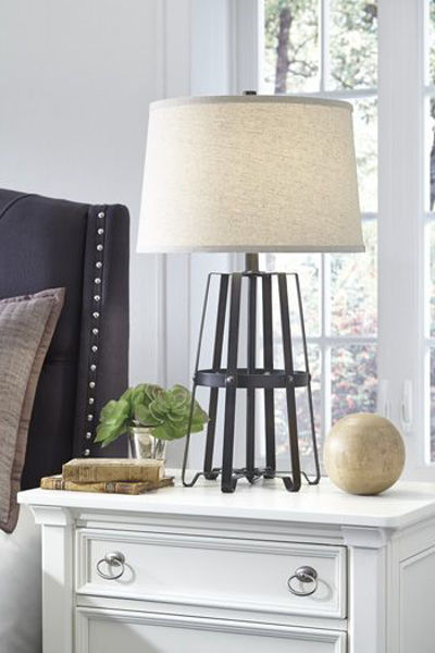 Picture of Metal Table Lamp (1/CN)/Samiya