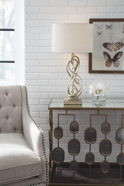 Picture of Metal Table Lamp (1/CN)/Edric