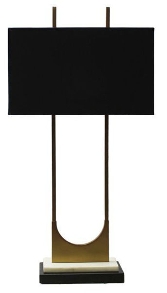 Picture of Metal Table Lamp (1/CN)/Malana