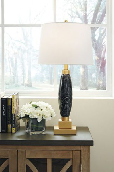 Picture of Marble Table Lamp (1/CN)