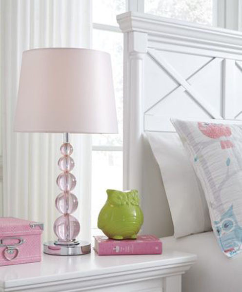 Picture of Crystal Table Lamp (1/CN)