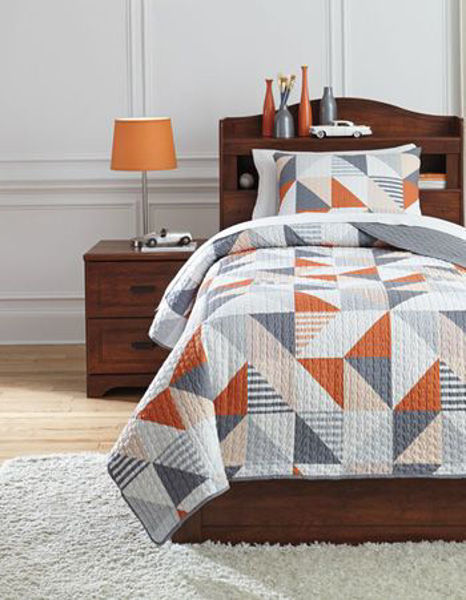 Picture of Twin Coverlet Set/Layne