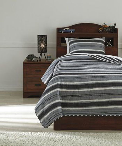 Picture of Twin Coverlet Set/Merlin