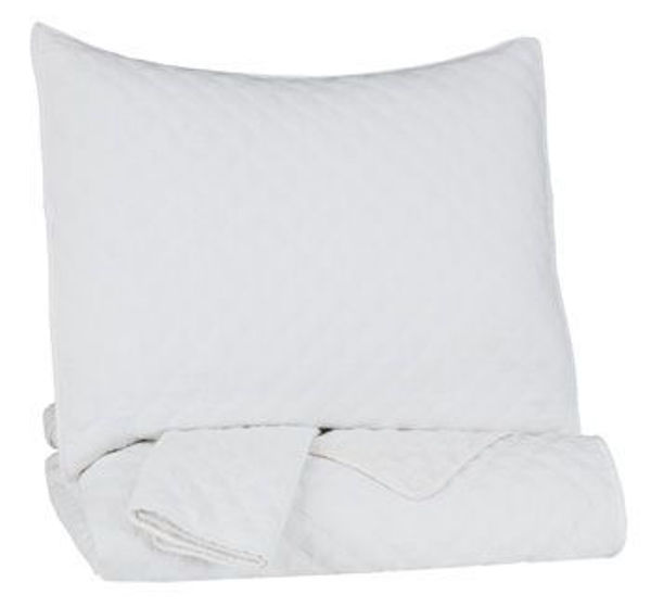 Picture of Twin Coverlet Set/Ryter/White