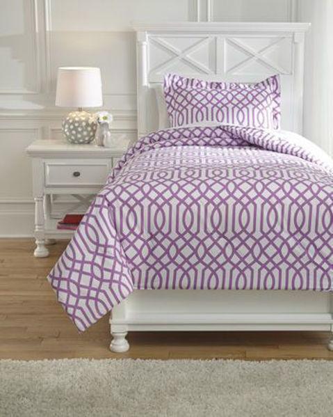 Picture of Twin Comforter Set/Loomis