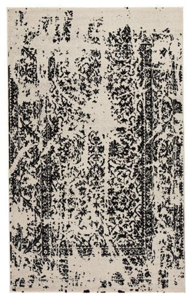 Picture of Medium Rug/Jag/Black/White