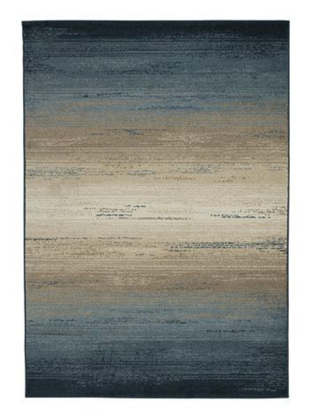 Picture of Large Rug/Ignacio/Blue/Tan