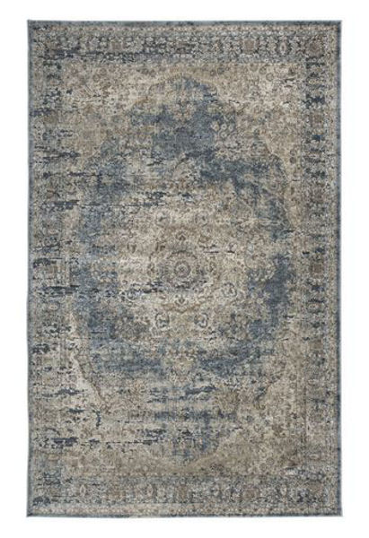 Picture of Large Rug/South/Blue/Tan