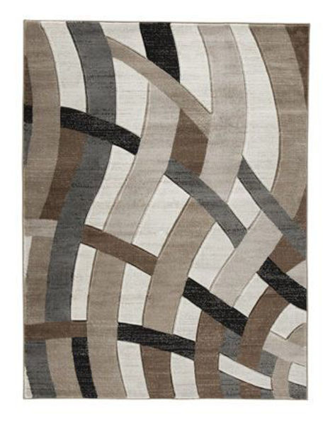Picture of Medium Rug/Jacinth/Brown