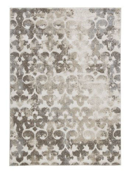 Picture of Large Rug/Jiro/Brown/Cream
