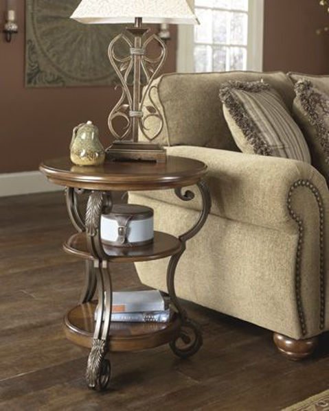 Picture of CHAIR SIDE END TABLE