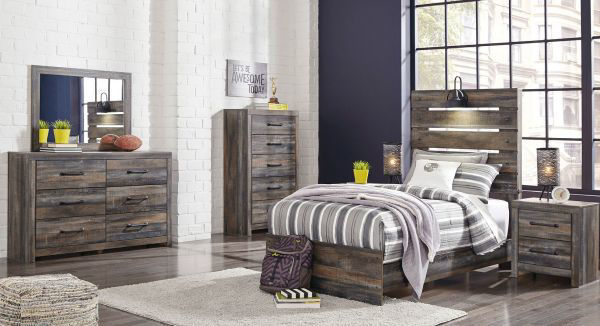 Picture of B211 FULL BEDROOM SET