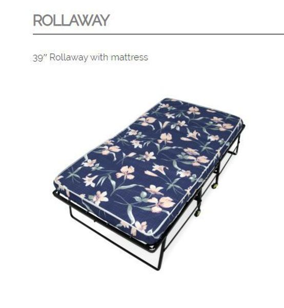 Picture of 39CFR ROLLAWAY BED: TWIN
