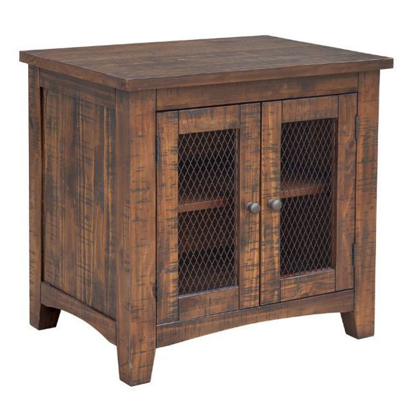 Picture of STOCK LARGE END TABLE ALL SPICE