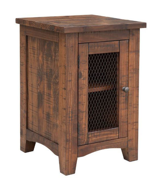 Picture of STOCKTON SMALL END TABLE ALL SPICE