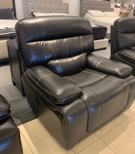 Picture of 10585-1PBPR-RECLINER: BLACK