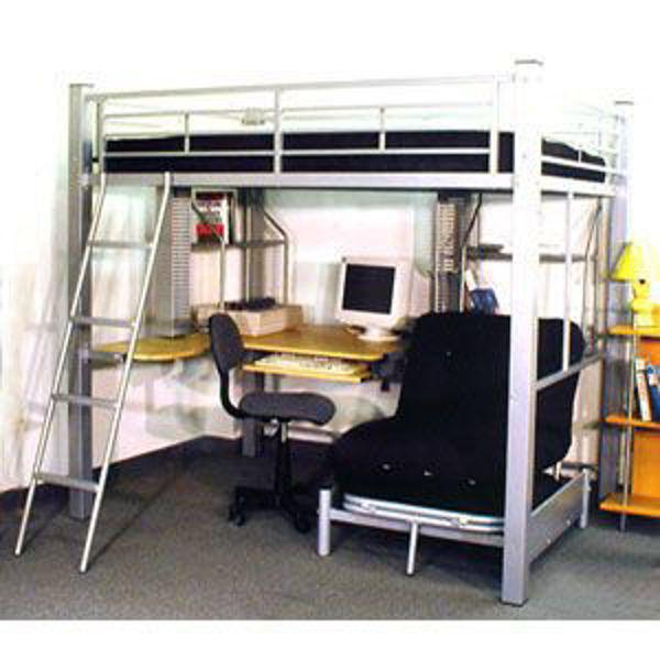Picture of 98630 Full Studio Loft Bed
