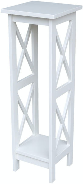 Picture of Ot08-3069X 36Inch Plant Stand Color:White