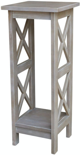 Picture of Ot09-3070X 30 Inch Plant Stand Color: Taupe