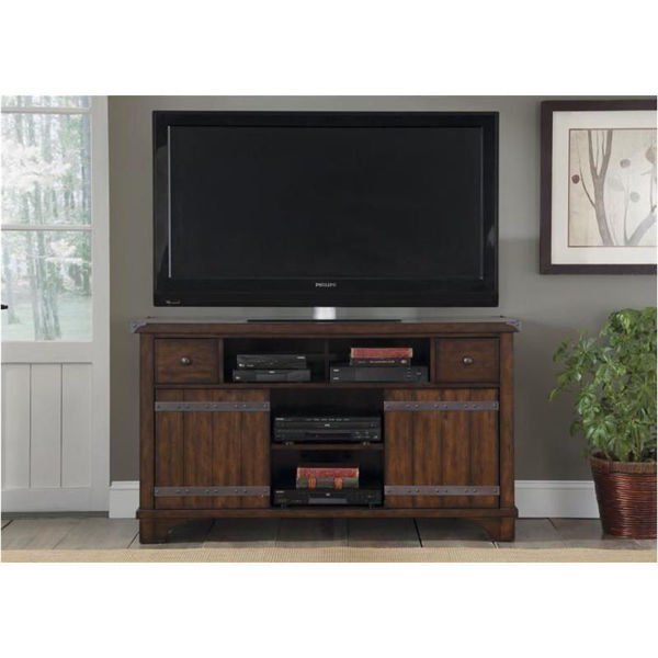 Picture of ASPEN SKIES TV CONSOLE